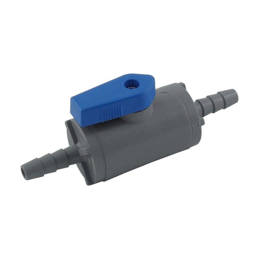 FOXX Plastic (PVC) Ball Valve 1/4 B X 1/4 B