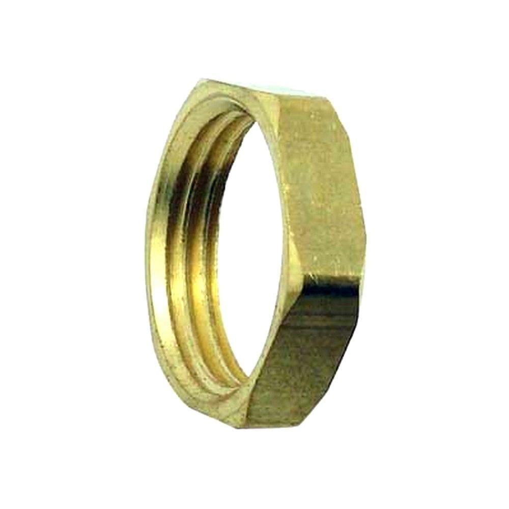 Brass Lock Nut For Column Tower