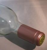 LDC Dusty Rose PVC Shrink Capsules 30 Pack