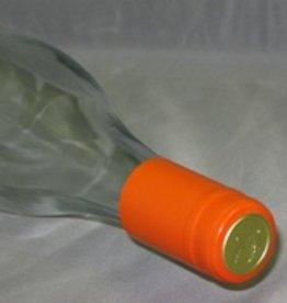 LDC Orange PVC Shrink Capsules 30 Pack