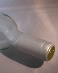LDC Silver PVC Shrink Capsules 30 Pack
