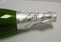 LDC Champagne Foils (Silver) Single
