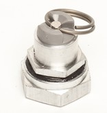 All Safe Keg Pressure Relief Valve Assembly Replaces Dome Style Relief