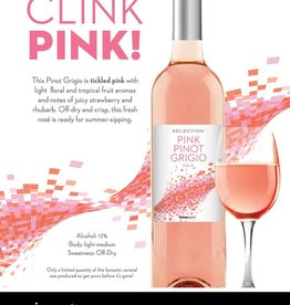 Winexpert Selection Pink Pinot Grigio (Limited Release)