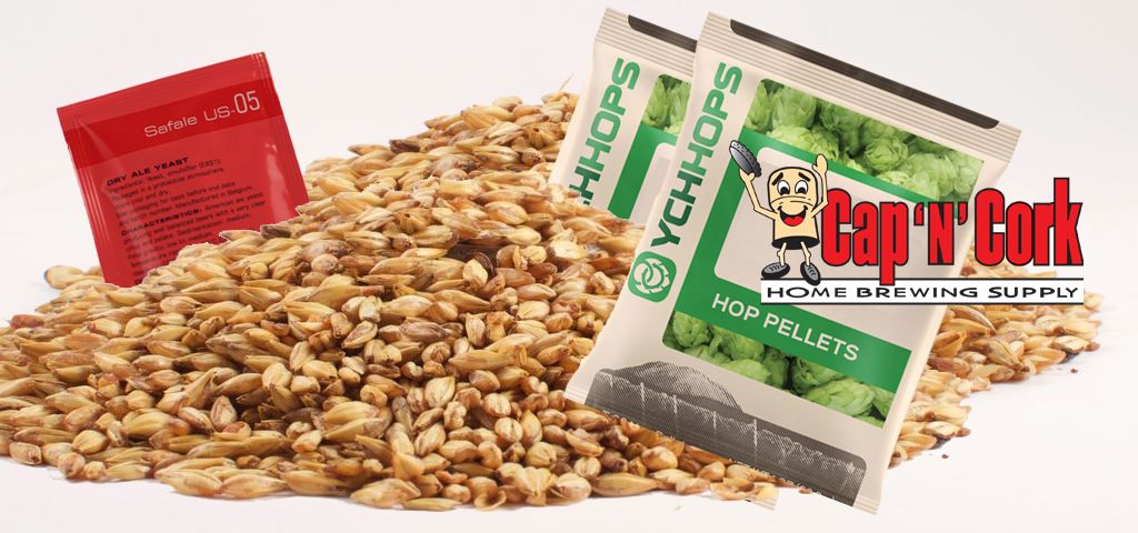 CNC Dubbel Trouble All Grain Recipe Kit