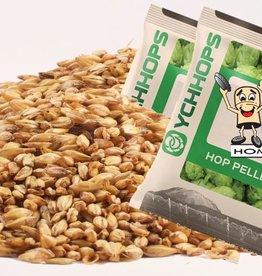 CNC Honeycomb Amber All Grain Recipe Kit