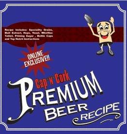 CNC Next Year's Barleywine Premium Beer Kit