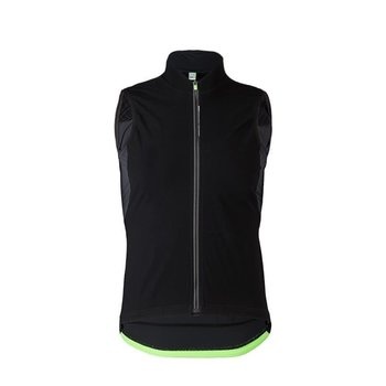 Q36-5 This Gilet has been calibrated to be used with the entire Q36.5 collection, it as capable of performing an essential function when worn over a short sleeve jersey on summer descents as it is working as an important last thermal layer in conjunction with c