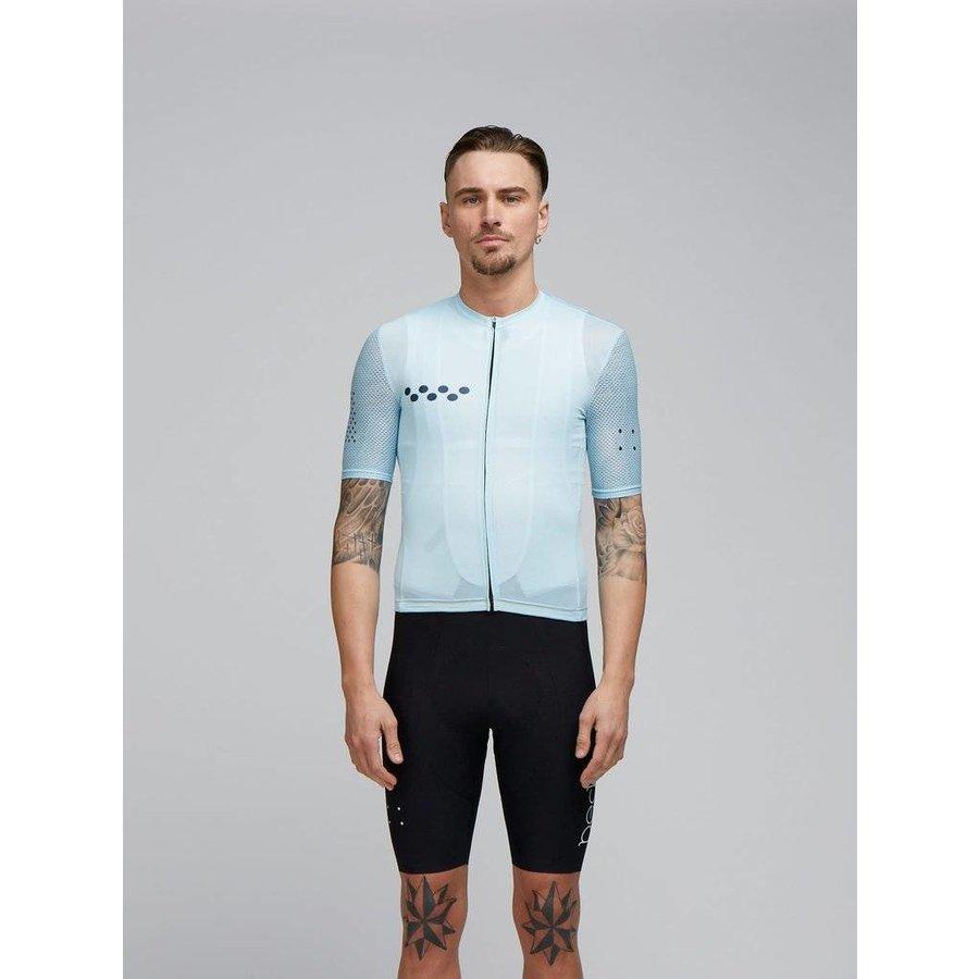 ac57290ce PEDLA Luna Air Jersey Pastel Blue - Bike Gallery