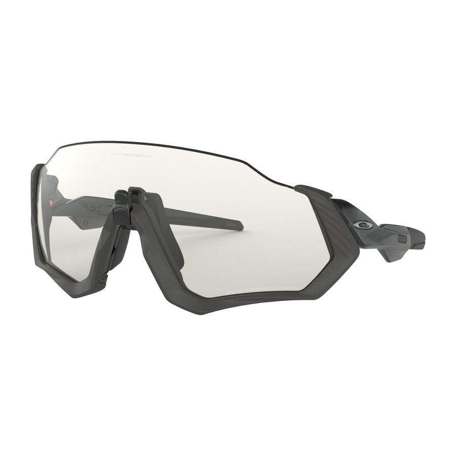 OAKLEY Flight Jacket Grey Photochromatic