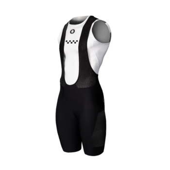 Pedla Pedla Roaming Bibshorts - Black