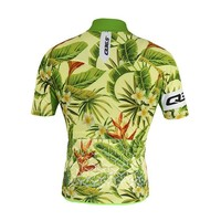 Q36.5 Flower Power Jersey Short Sleeve R1