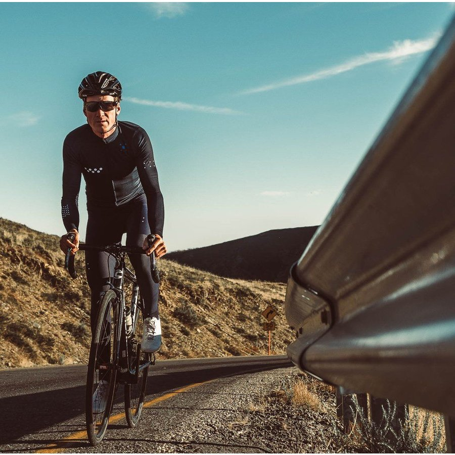 PEDLA Wilds Aero Long Sleeve Jersey