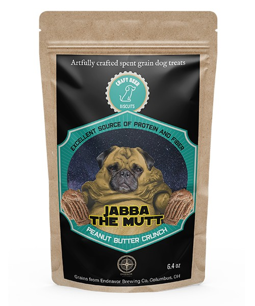 Craft Beer Biscuits, Jabba the Mutt