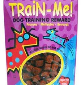 CRAZY PET Train-Me! Treats Beef 4oz