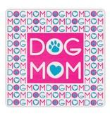 ABSORBENT STONE COASTER - DOG MOM