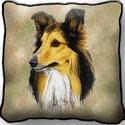 Tapestry Pillow - Sheltie