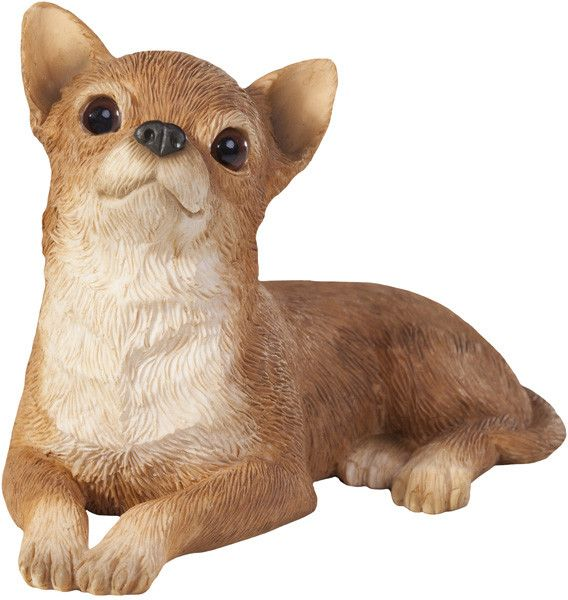 Sandicast Figurine Chihuahua Tan SS02803