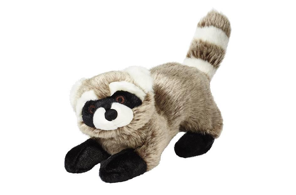"""12"""" Fluff & Tuff Raccoon"""