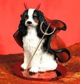 Devil Ornament Cavalier King Charles Spani