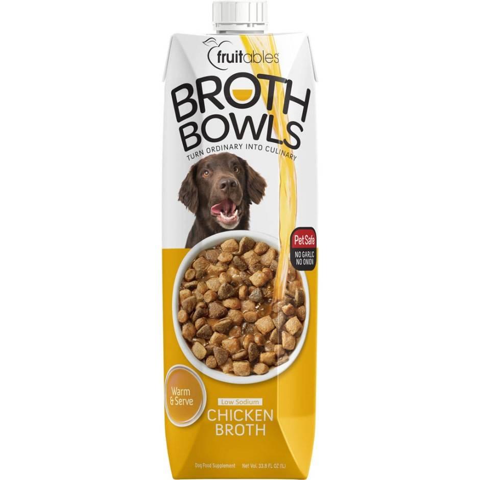 FRUITABLES BROTH BOWLS - CHICKEN