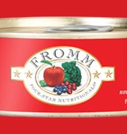 Fromm 5.5 oz Cat Can Beef Pate GF