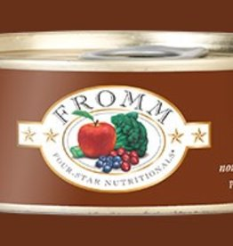 Fromm 5.5 oz Cat Can Turkey Pate GF