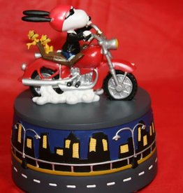 Snoopy  Born to be free Music Box