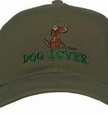 Hat-Dog Lover (Blue)