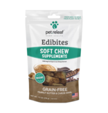 Pet Releaf Regular Peanut Butter Carob Swirl Grain-Free Soft Chews
