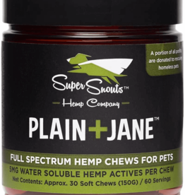 Plain + Jane Full Spectrum Hemp Chews 30/5mg