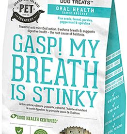 Gasp! My Breath is Stinky!