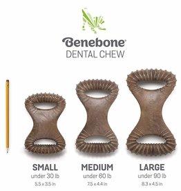 Benebone 4.3 oz Dog Dental Chew Small Bacon Flavored