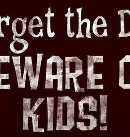 Sign-Beware of the Kids