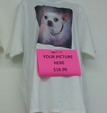 Tee Shirt - Customized with picture