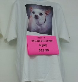 Shirt - Customized with picture
