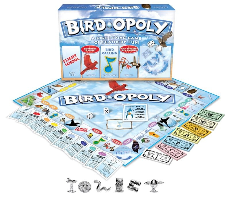Dog-Opoly -  Bird-Opoly
