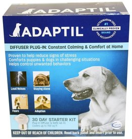 Adaptil Starter Kit, Plug In Diffuser & Refill