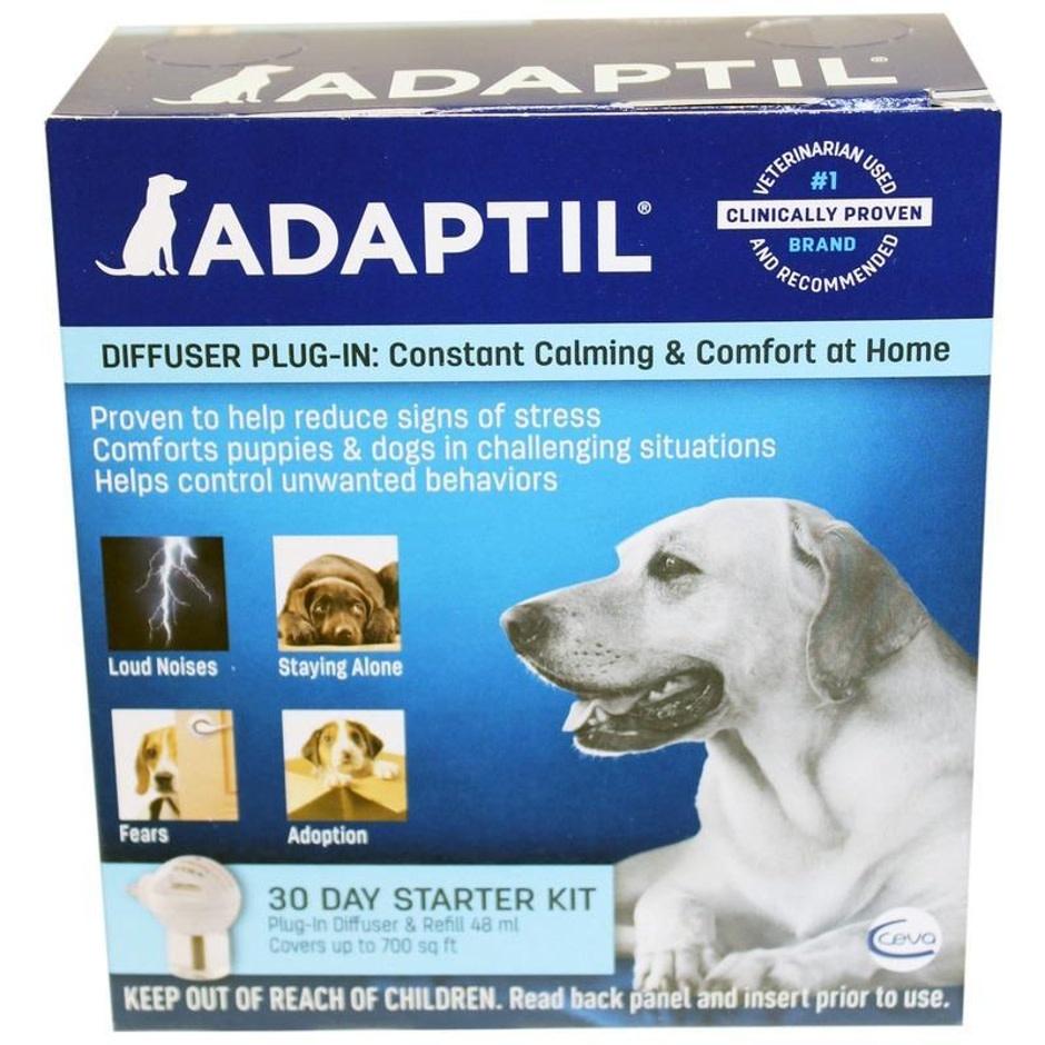 Adaptil Starter Kit, Plug In Diffuser & Refill