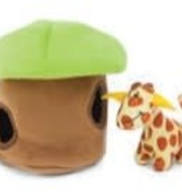 Zippy Paws Giraffe Lodge