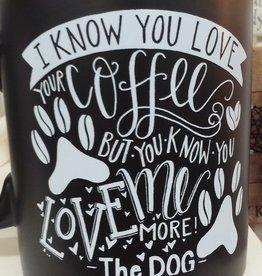 Mug - Love Me More