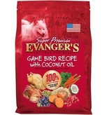 Evangers 4.4 Lb Dog Dry Gamebird Recipe