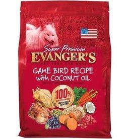Evangers 4.4 Lb Dog Dry Gamebird Recipe