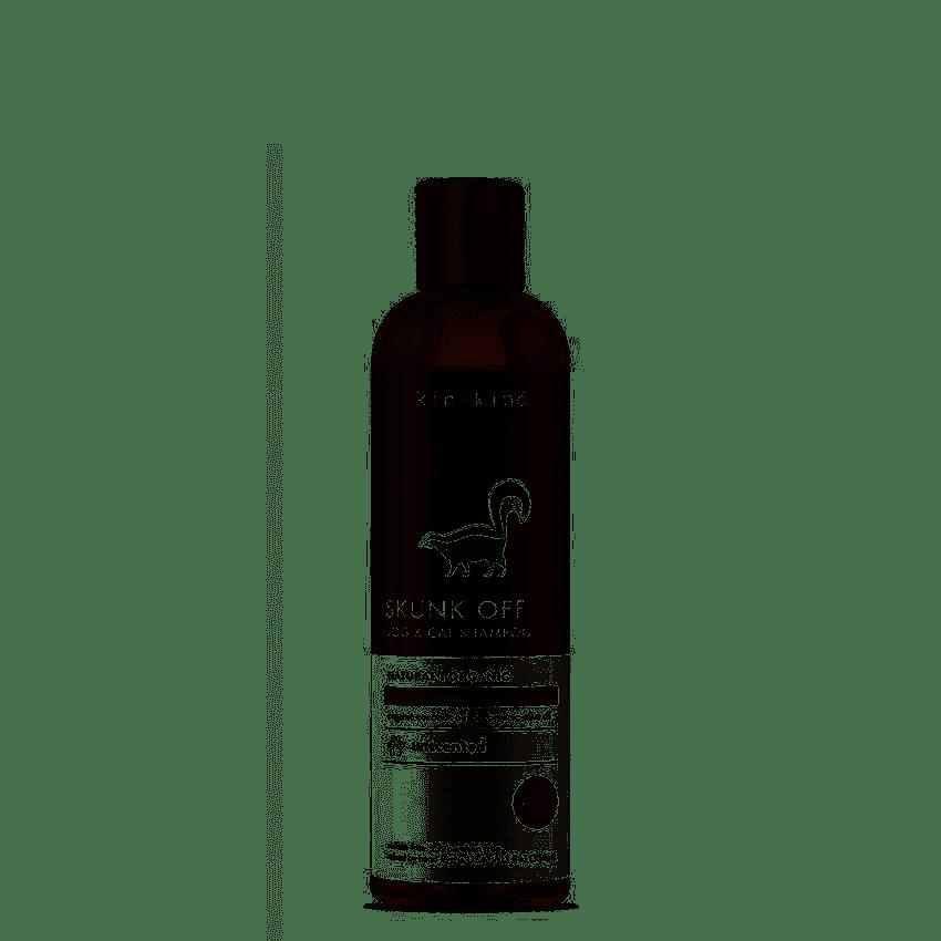 Kin + Kind 12 oz Dog Cat Skunk Off Shampoo
