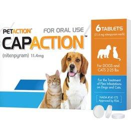 CAPGUARD FLEA TABLETS DOG/CAT 2-25LB /Price is each tablet