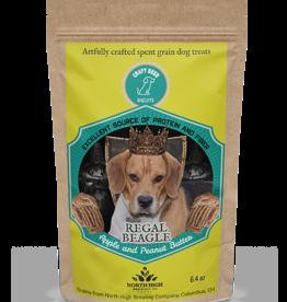 Craft Beer Biscuits, Regal Beagle