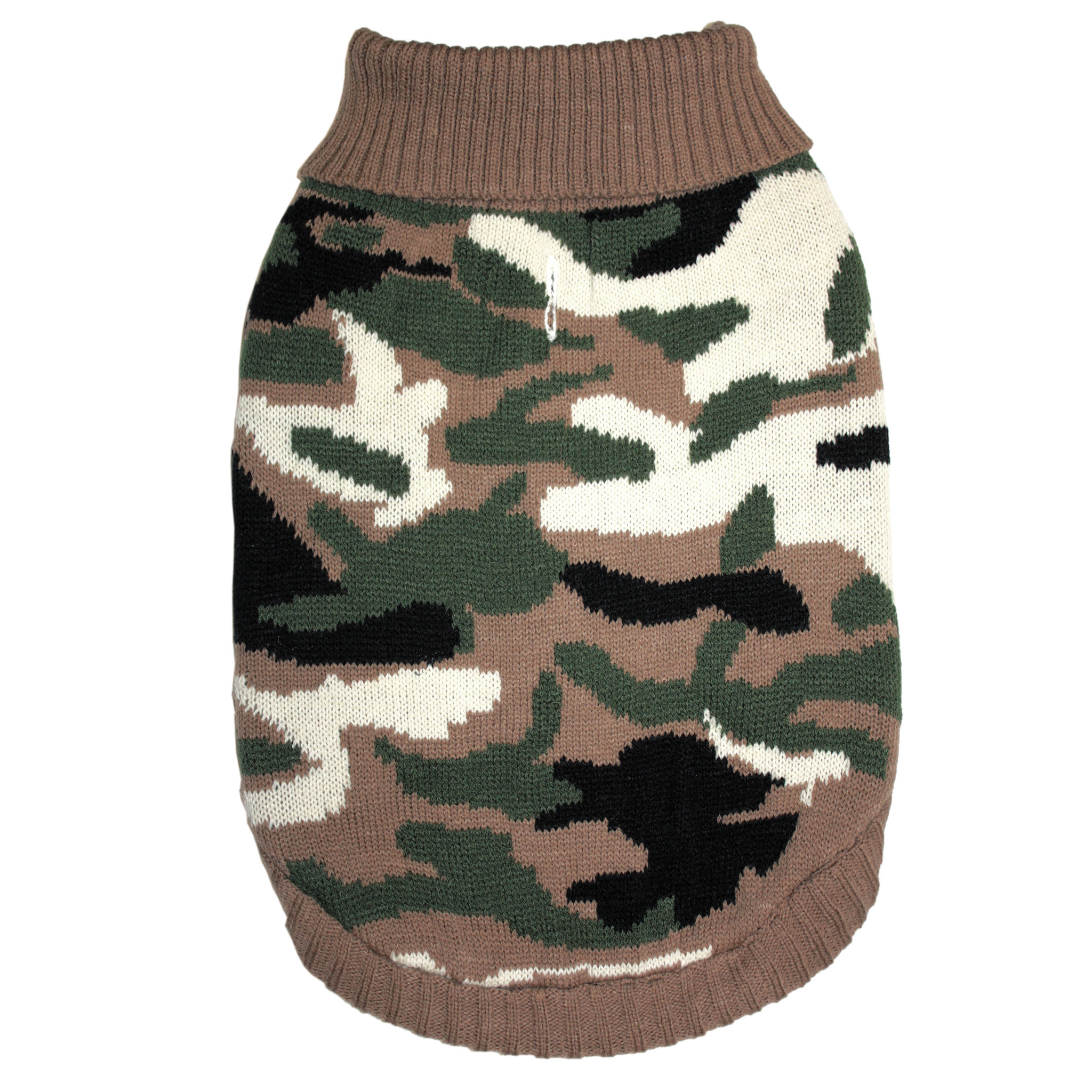 XL-Camouflage Sweater