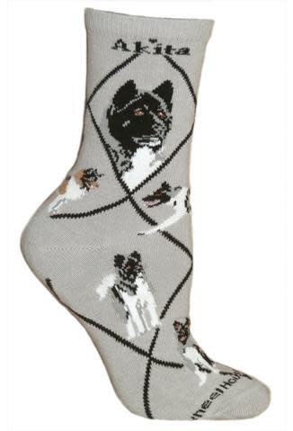 Akita Socks