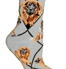 Leonberger Socks