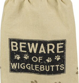 Dish Towel - Beware Of Wigglebutts